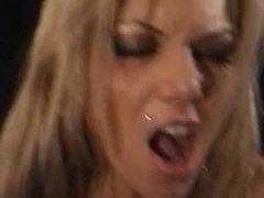 Horny hottie ass-fucked hard
