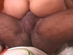 Horny shemale bitch ass plowed