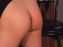 Hunky gay dudes pounding ass