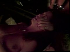 Sexy mistress punishes her sex slaves