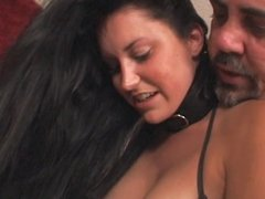 Wife is enslaved by husband and punished