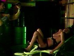 Fantasy bondage scene for this slut
