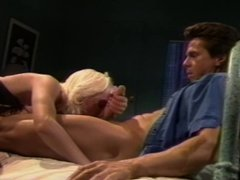 Seductive milf take on young cock