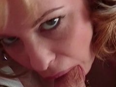 Jamie Lynn sucking off Johnny Thrust