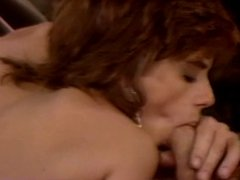 Sexy milf gets her nipples licked whilst being fingered