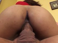 Delicious and plump exotic whore gets and ass fucking