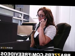 Brazzers - Big-tit Eva Notty Rides fucks her masseur
