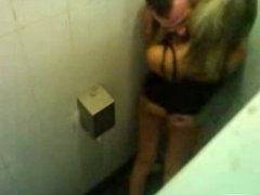 teens busted at toilet but she doesnt care