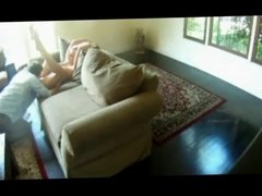 Amateur Hot milf cheating on hidden cam