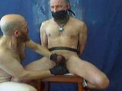 Teasing a slave