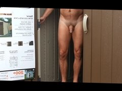 public nudity at home depot