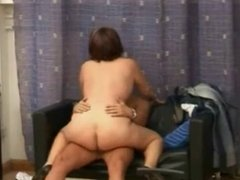 Mature Woman Riding - Derty24