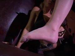 Feet Club  - Scene 2