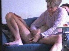 Amateur Mamma hat einen Porno gemacht