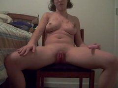 Amateur Housewife Masturbation
