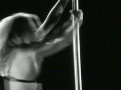 Kate Moss dancing
