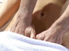 Yurizan Beltran - Erotic Massage