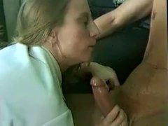 Double anal pour Geraldine
