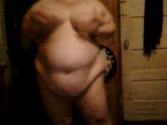 BBW belly dance