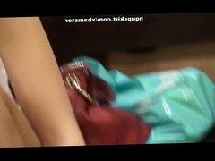 Girls pantyhose upskirts public