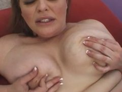 bbw mature with big ass sucks and fucks on bed