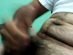 MY BIG AND HAIRY UNCUT DICK