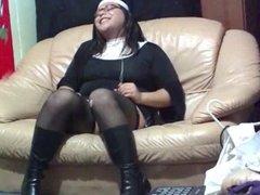 Naughty Nun Outfit