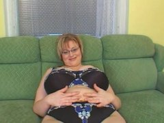 BBW Mom Blowjob and Fucking Black Cock