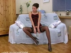 Hot Wife At Home