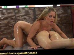 lesbian nuru massage chicks
