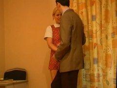 Russian Schoolgirl Susanna