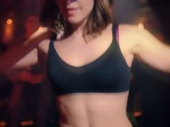 Renee Weibel Pole Dance