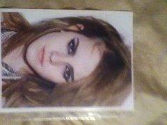 Emma Watson Sexy Face gets Cum