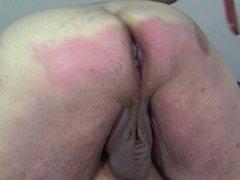 Self spanking 3