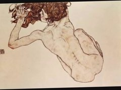 Erotic Art of Egon  Schiele