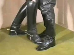 Leather Cops After Work 2