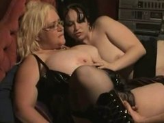 Brickhouse BBW in Foursome.