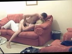 Amateur wife fucked on hidden cam