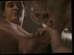 Randi Storm and Nick East - Hot Sex in a Garage