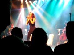 Mandy Caprsito- Hurricane LIVE