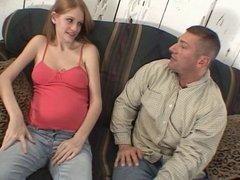 Pregnant Amateurs - Layla