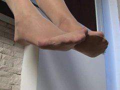nylon feet a3