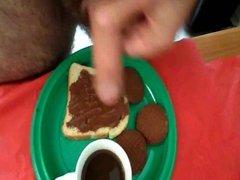 Breakfast  whit Sperm....