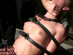 Stripper Bondage Orgasm