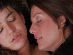 Hairy lesbians love