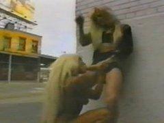 Public sex ( Lesbians ) 4