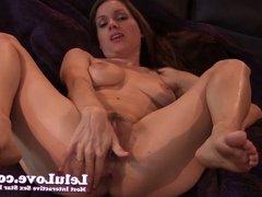 Lelu Love-Virtual Lick Cum On Pussy