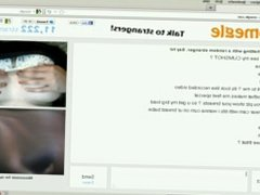 Sexy Teen received Bigload on Omegle