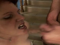 Hairy mature woman loves to fuck!