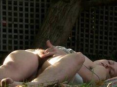outdoor series-Backyard Peek part  2